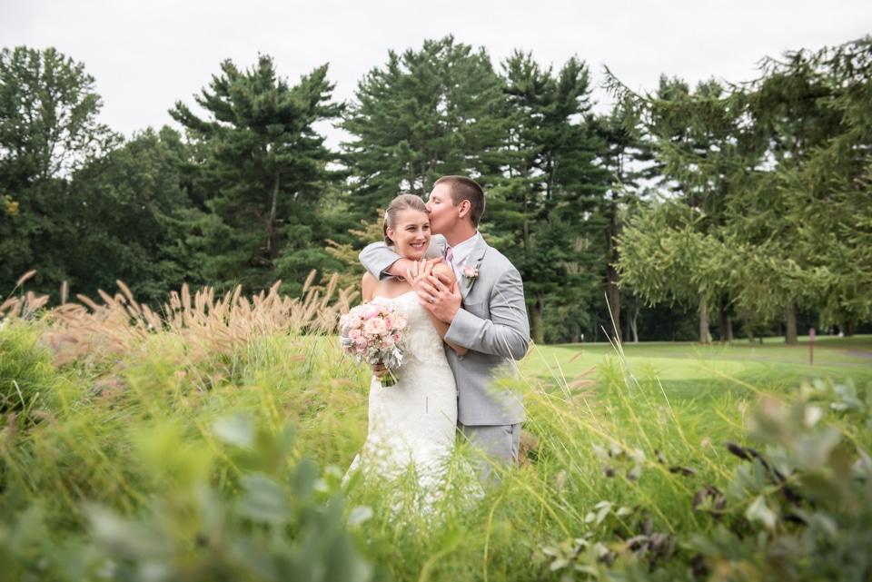 Deerfield Golf Club Wedding | South Jersey Wedding Photographer | Brynn & David