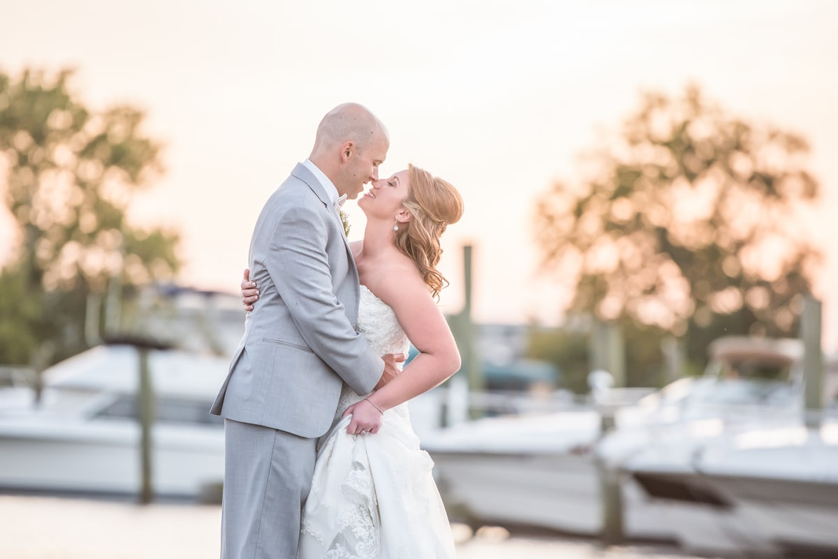 Clarks Landing Yacht Club | Delran NJ photographer | Jenae & Mike