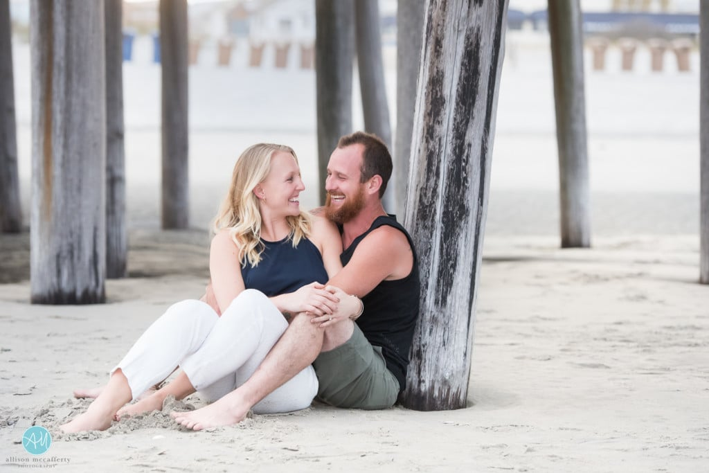 Ocean City Nj Engagement Session