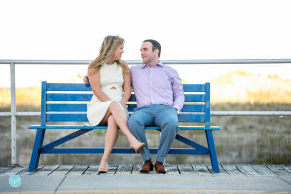 Wildwood engagement photos