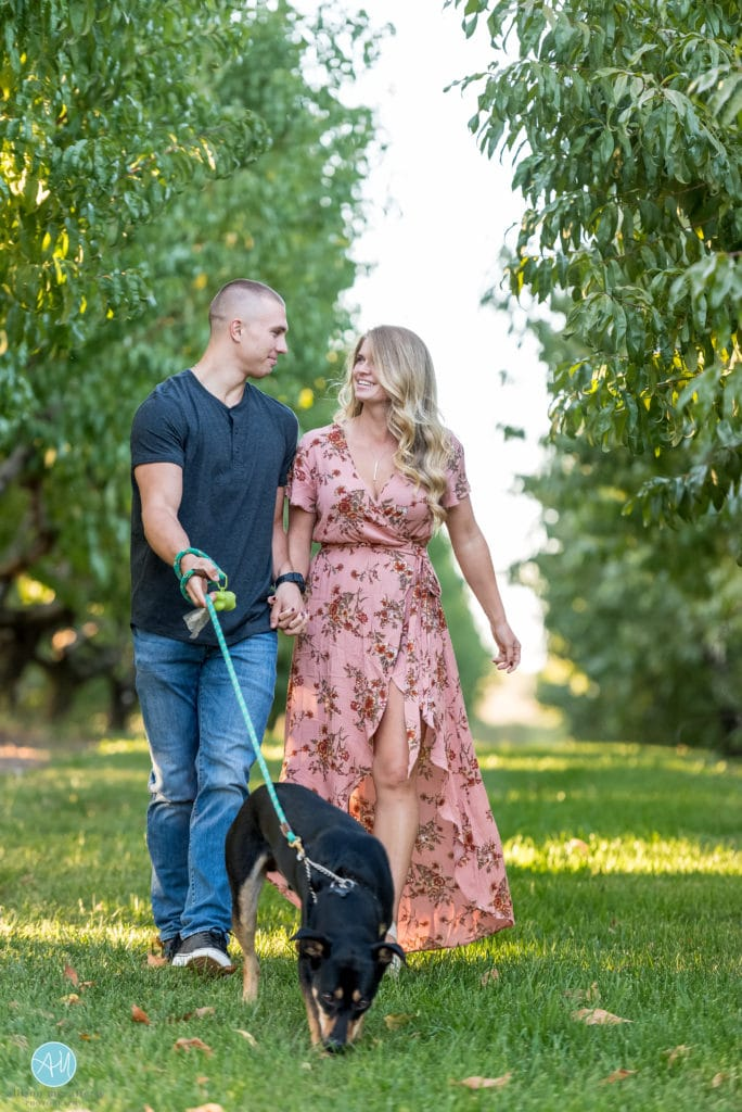 Shady Brook Farm Engagement Pictures