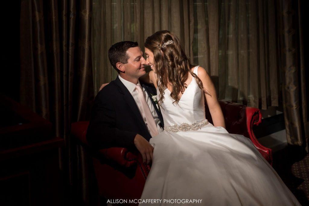 Romantic Wedding Photos NJ