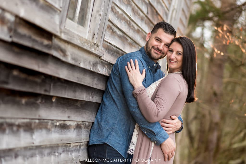 Ocean County NJ Engagement Session