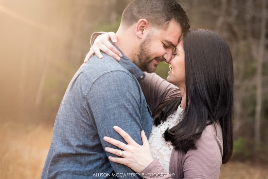 Double Trouble State Park Engagement Photos