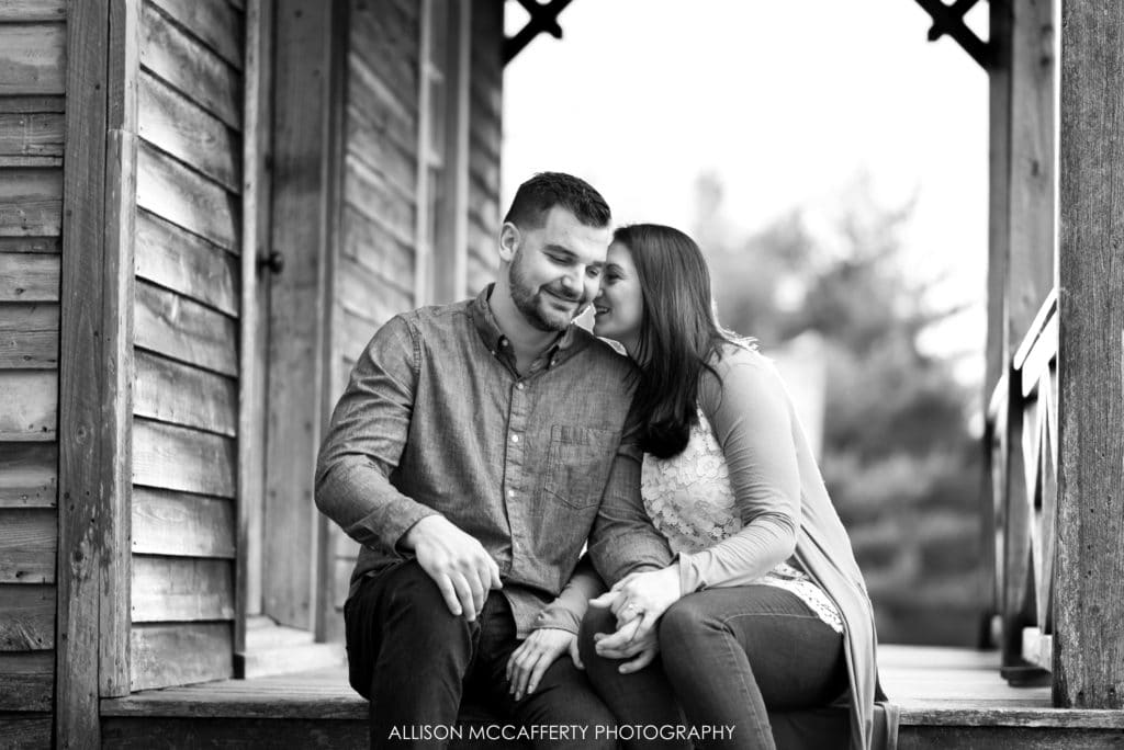 Bayville NJ engagement photographer