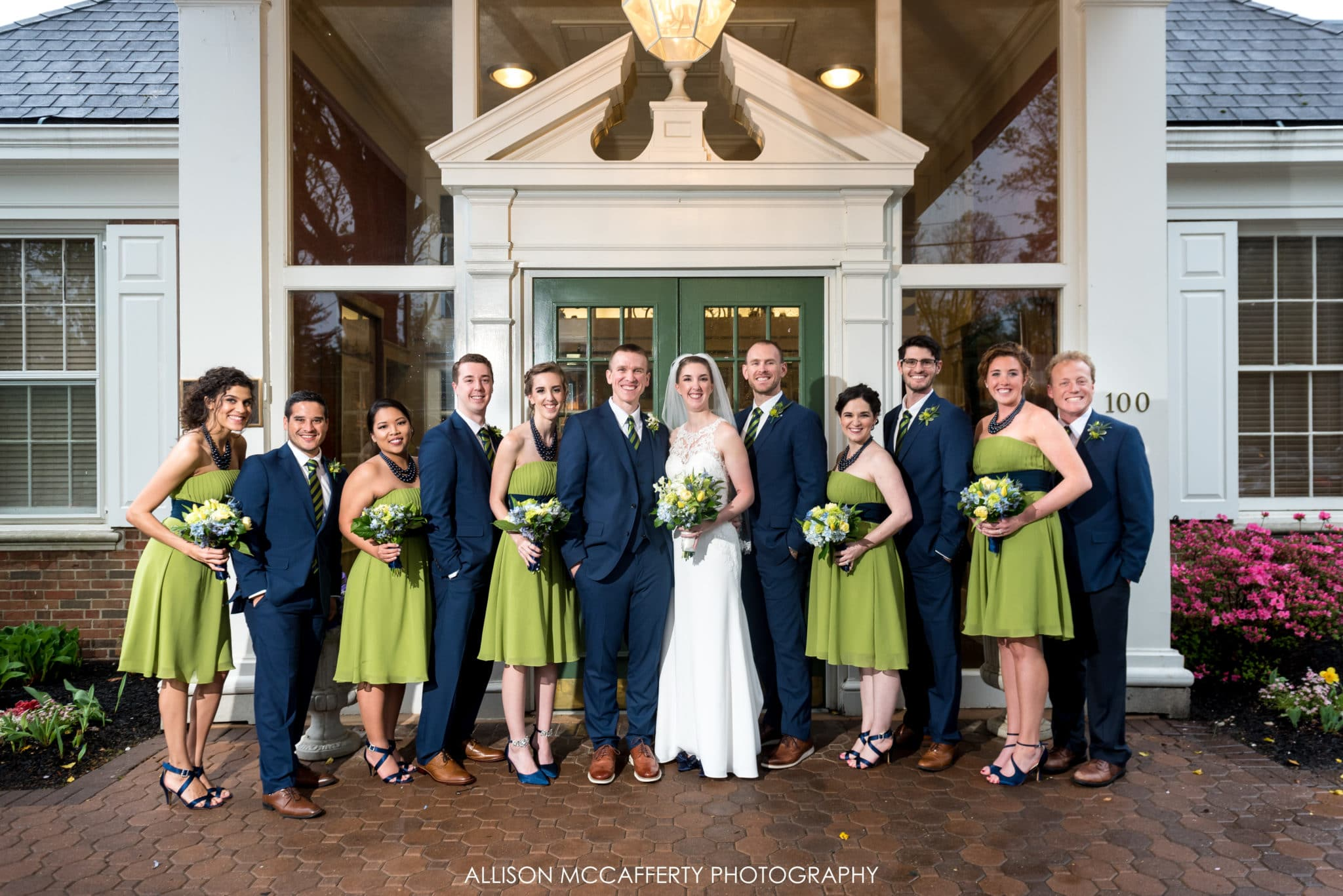Tavistock Country Club Wedding Photos