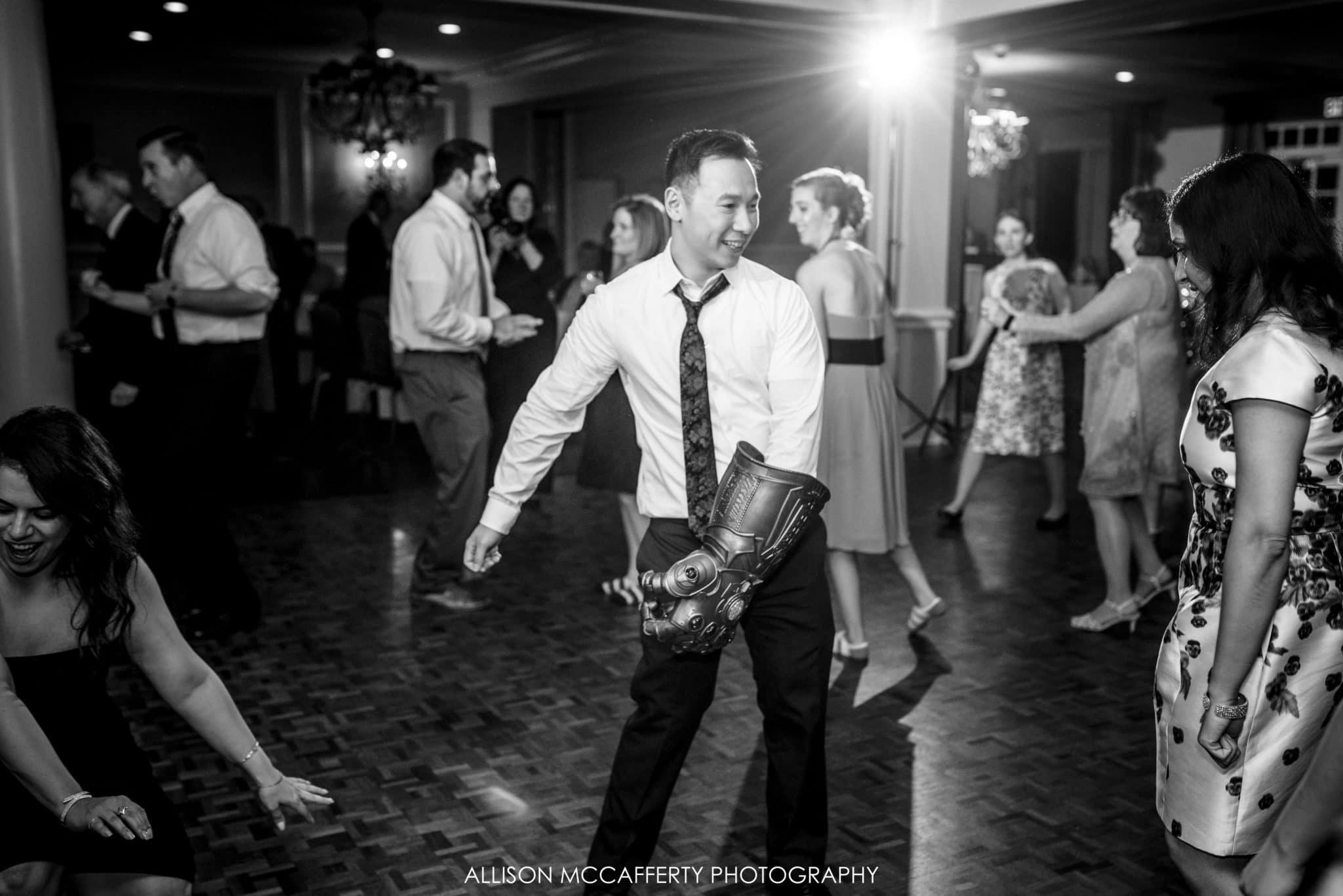 Avengers wedding photos