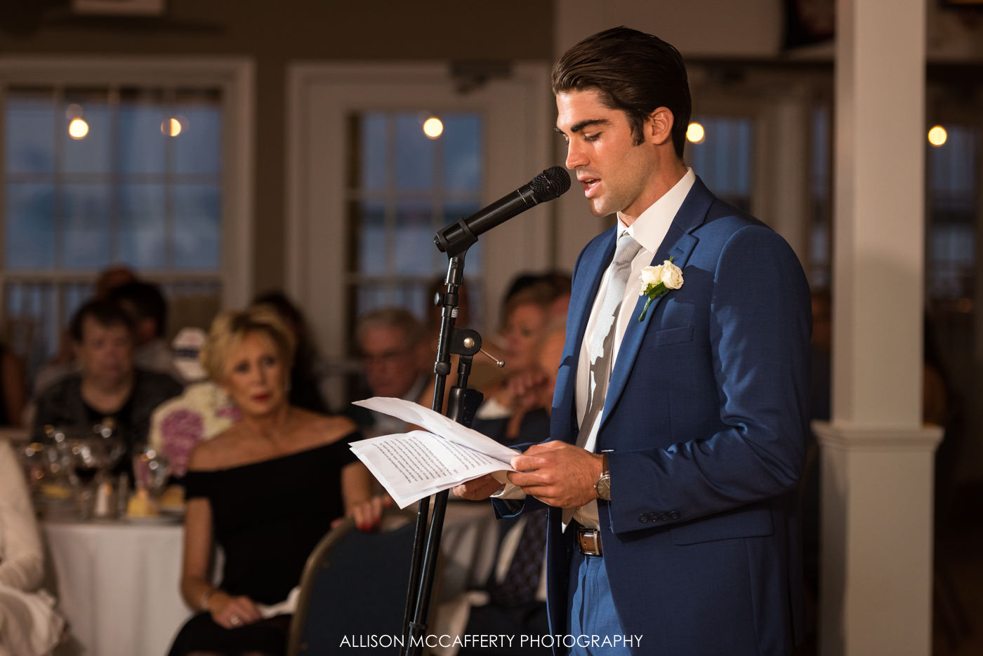 Best man speech at jersey shore wedding