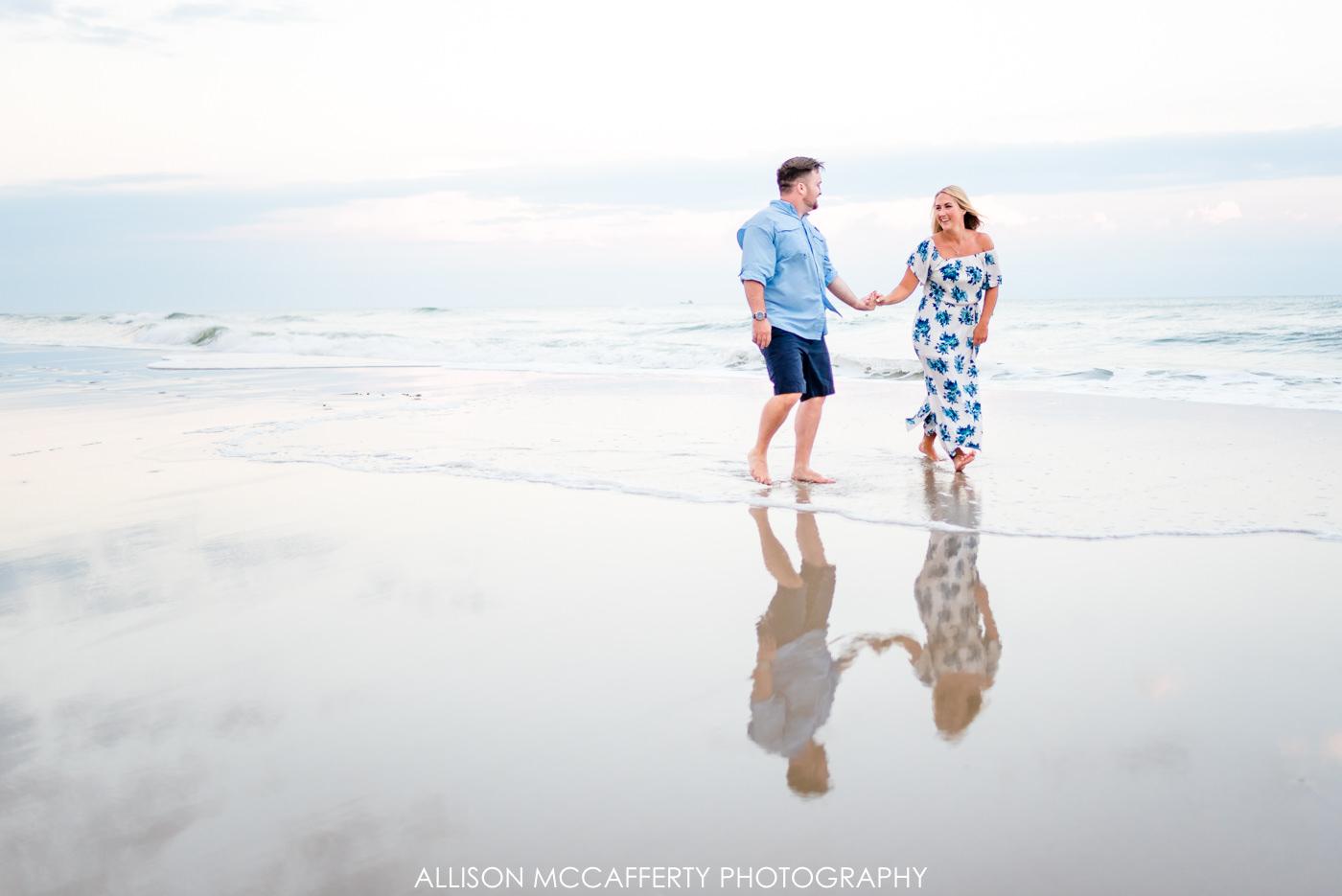 Brigantine Engagement Photography