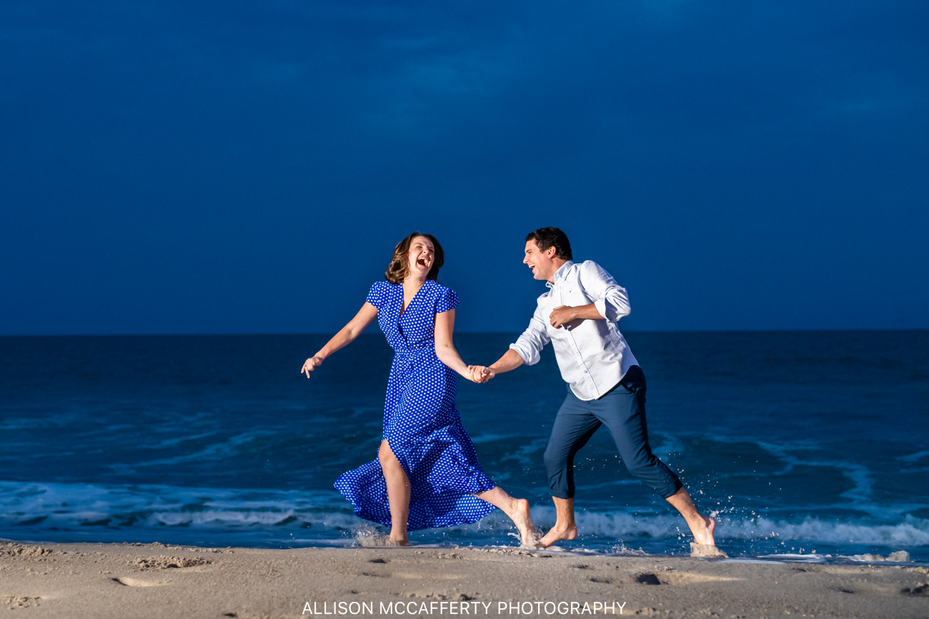 Seaside Heights Engagement Photos