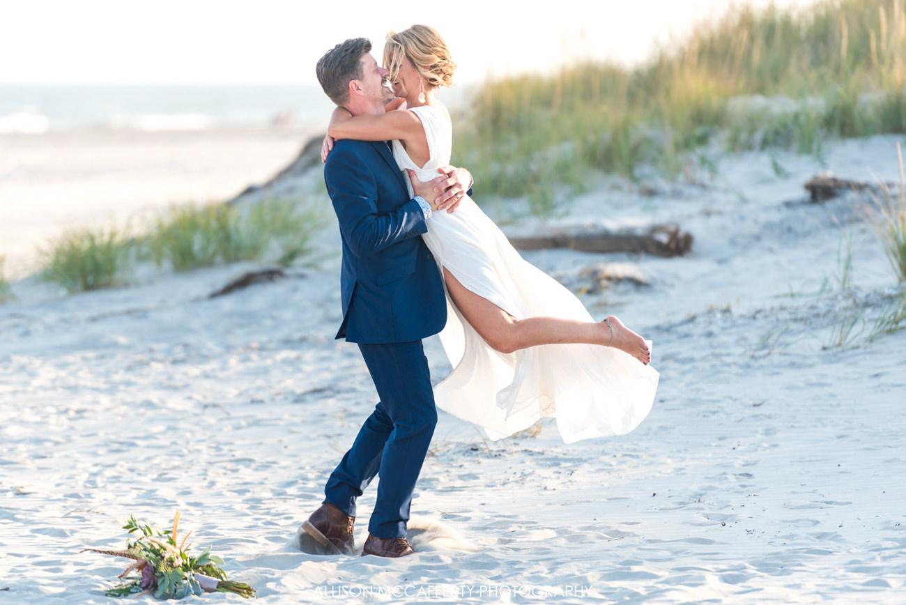 Brigantine Beach Wedding