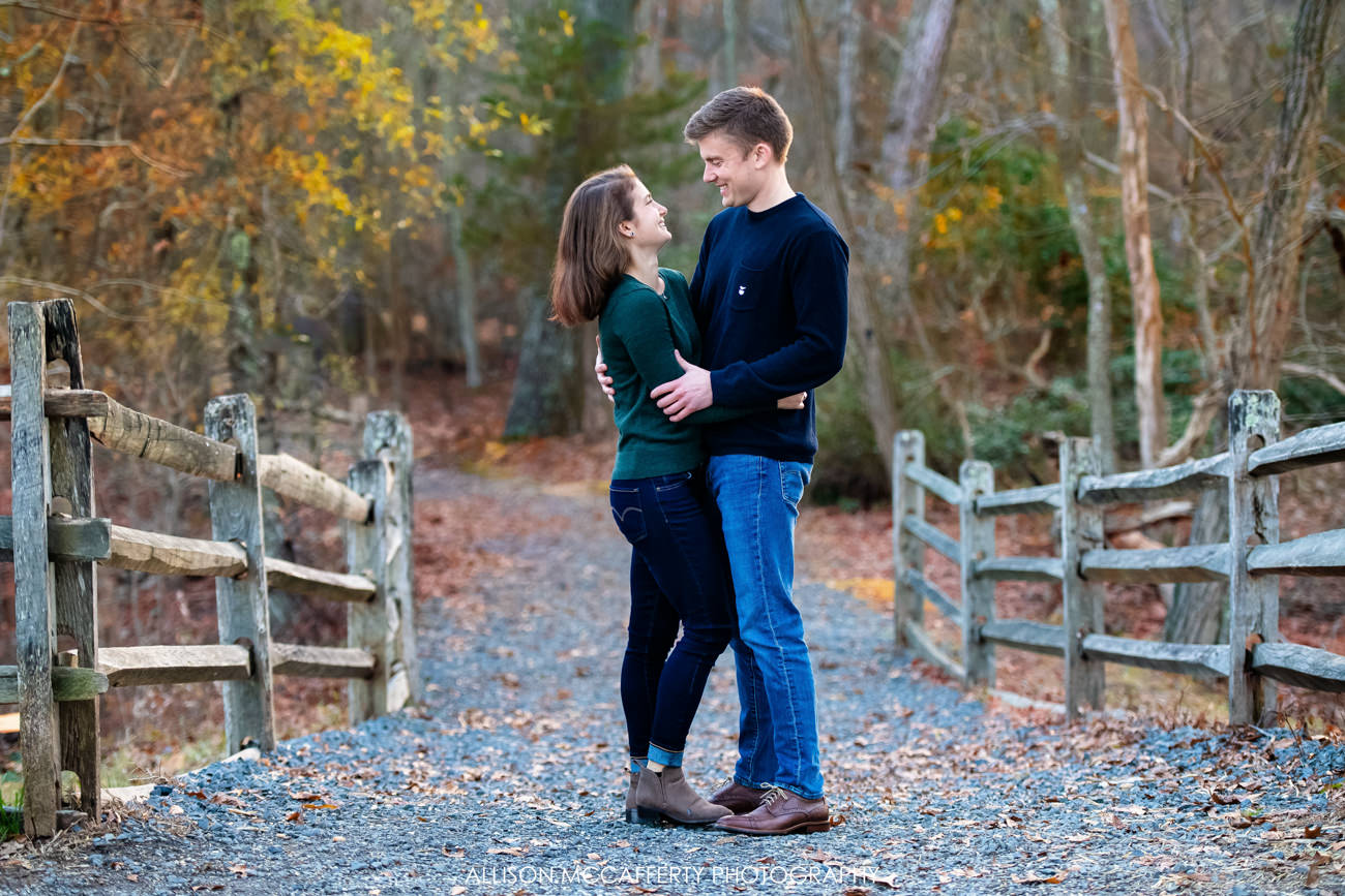 South Jersey Engagement Photos