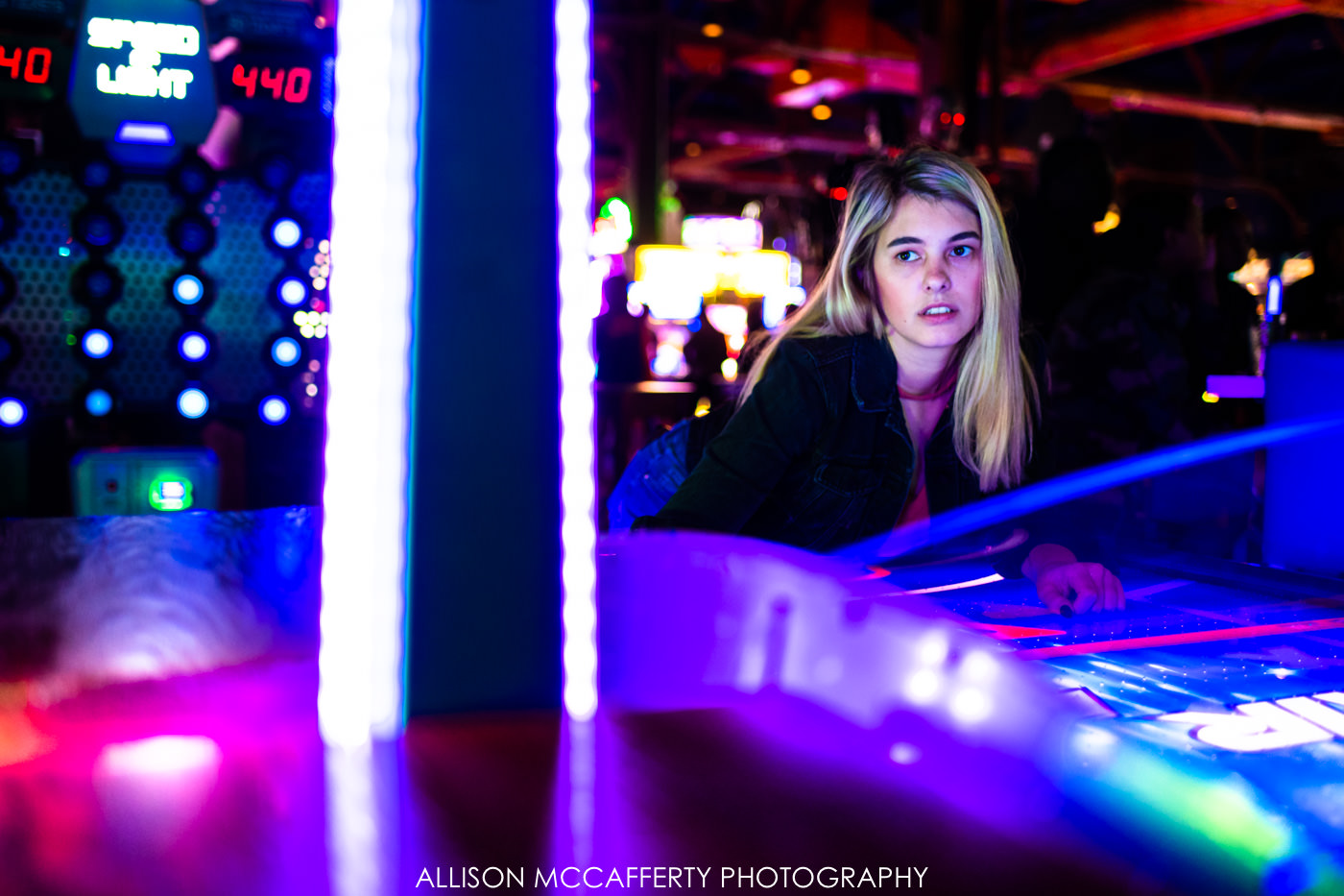 Senior Photos in Arcade