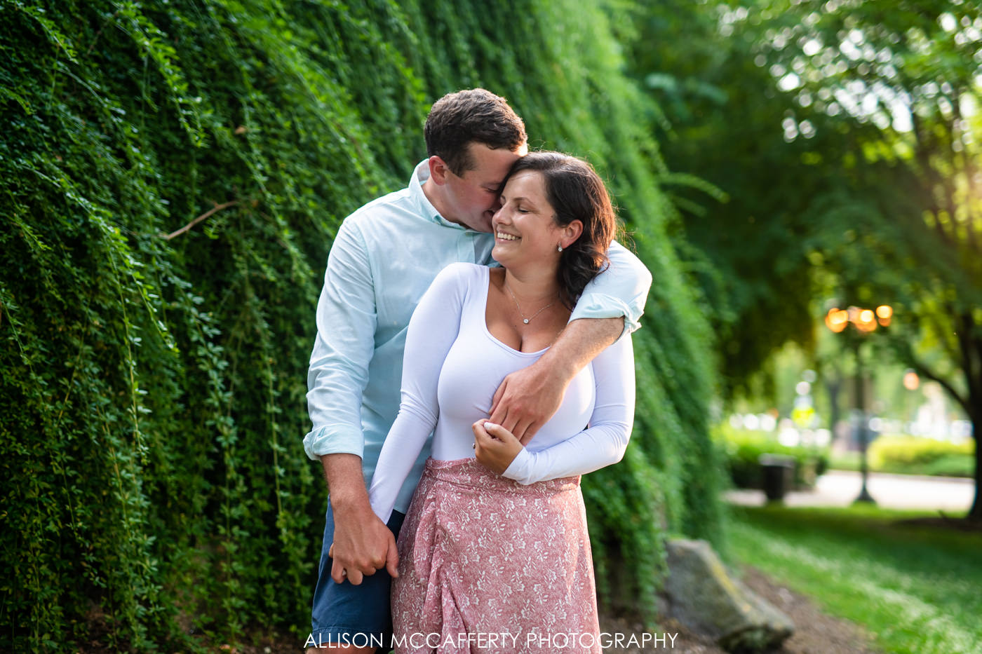 Philly Art Museum Engagement Picture