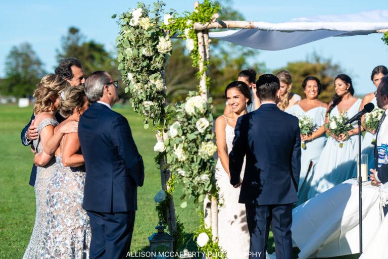 Sadie & Joe | Linwood Country Club Wedding
