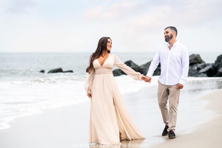 Maria & Dan | Cape May Engagement