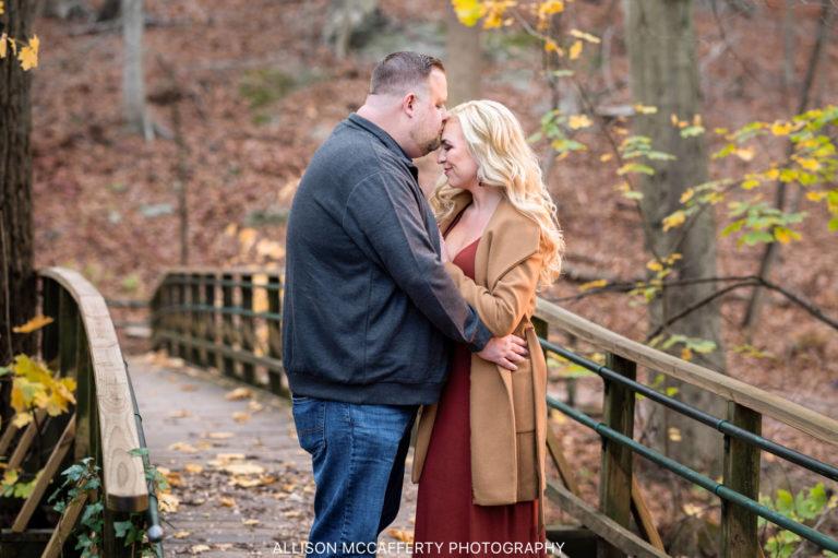 Cait & Matt   Huntington Valley Engagement