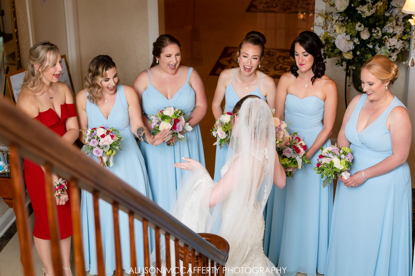The English Manor Ocean Wedding Pictures