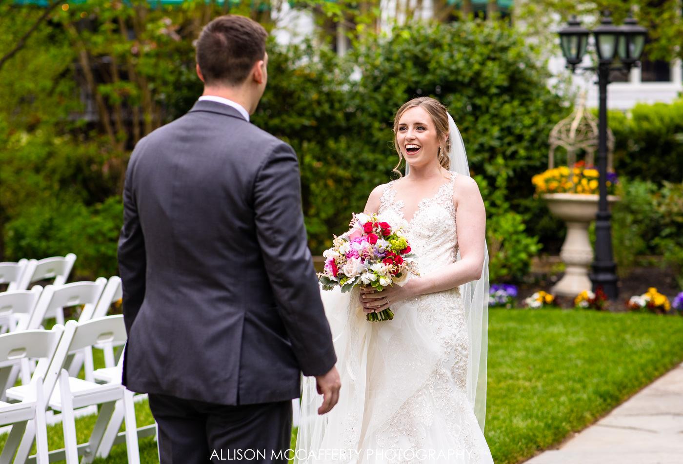 The English Manor Ocean Twp Wedding Photographers
