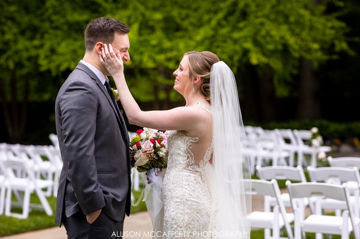 The English Manor Ocean Twp Wedding Photography