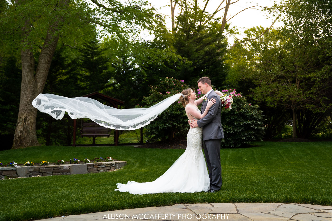 The English Manor Ocean Twp Wedding Pictures