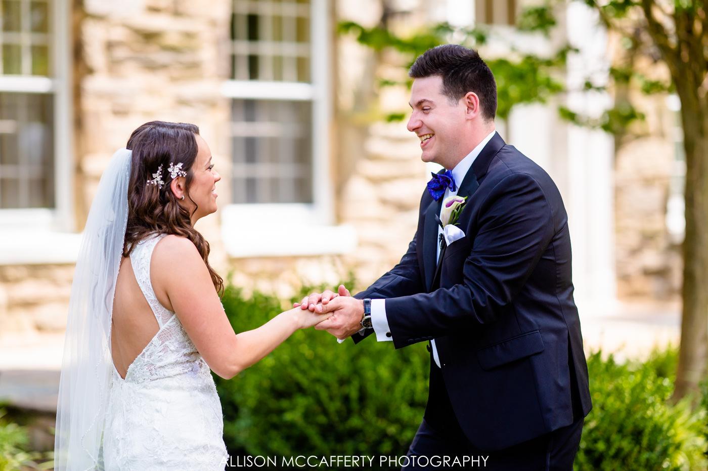 Newtown Square PA Wedding Photographer