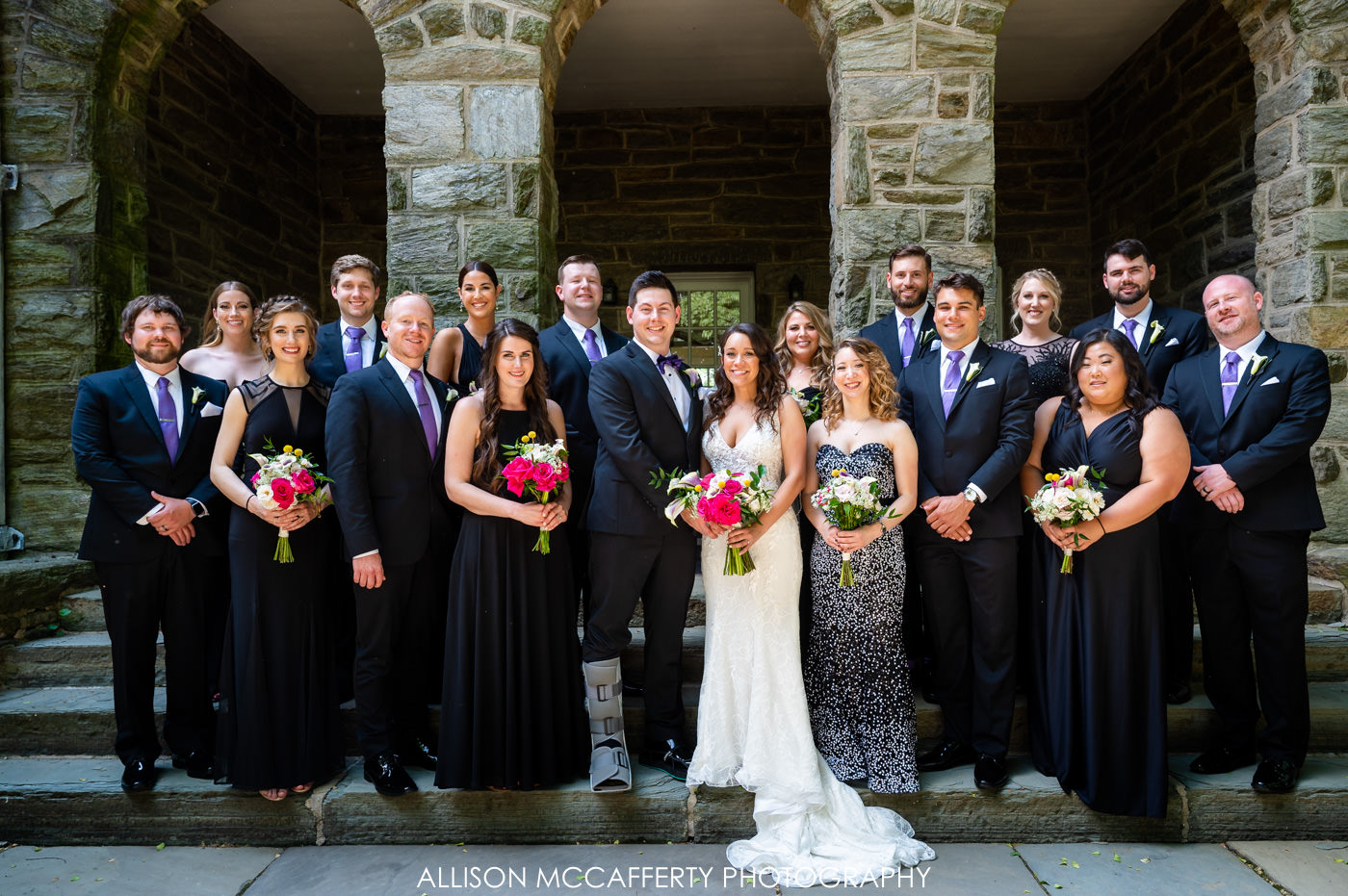 Newtown Square PA Wedding Photography