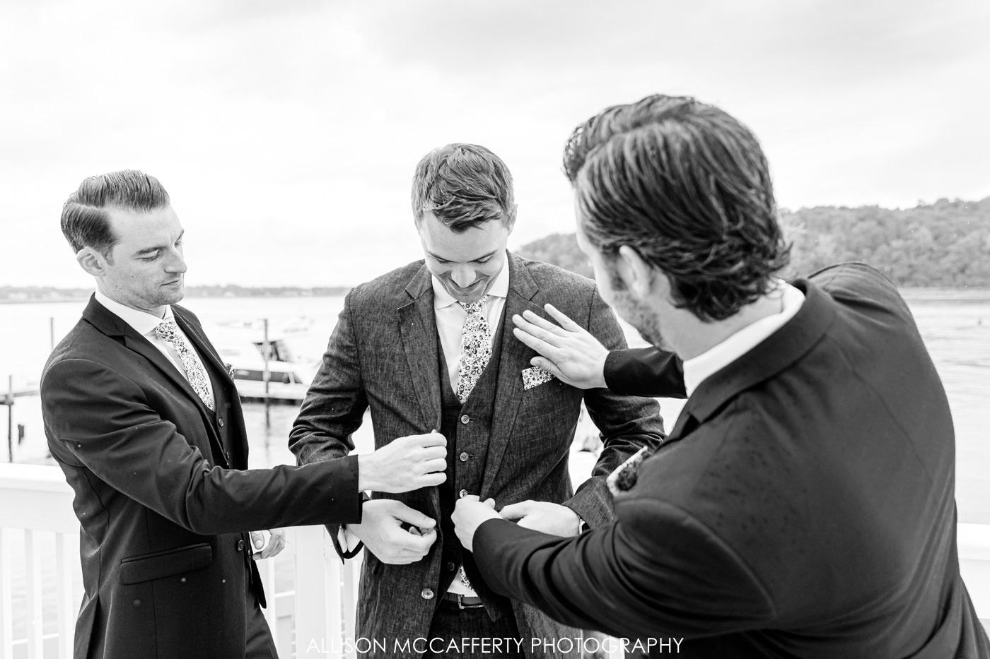 Sea Bright NJ Wedding Photo