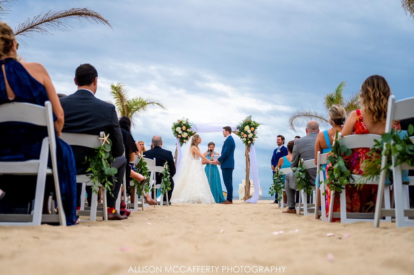 NJ Beach Wedding Photography