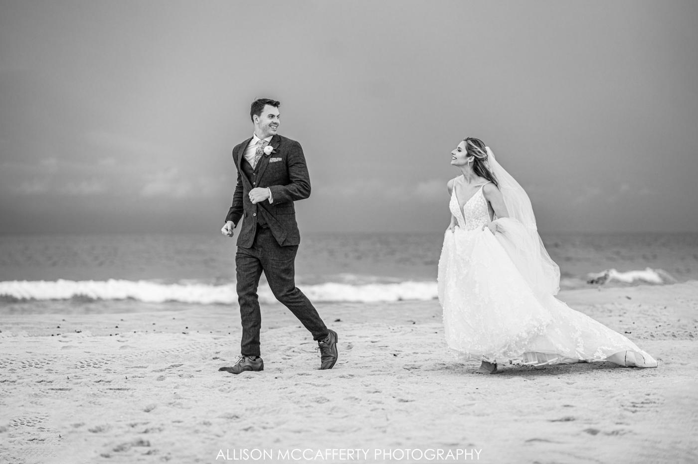 New Jersey Beach Wedding Photographers