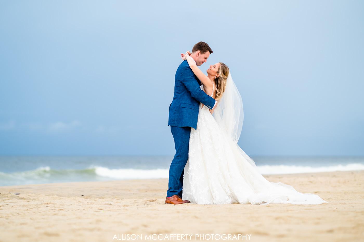 Top NJ Beach Wedding Photographer