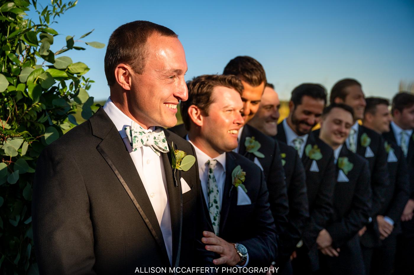 Ballyowen Golf Wedding Picture