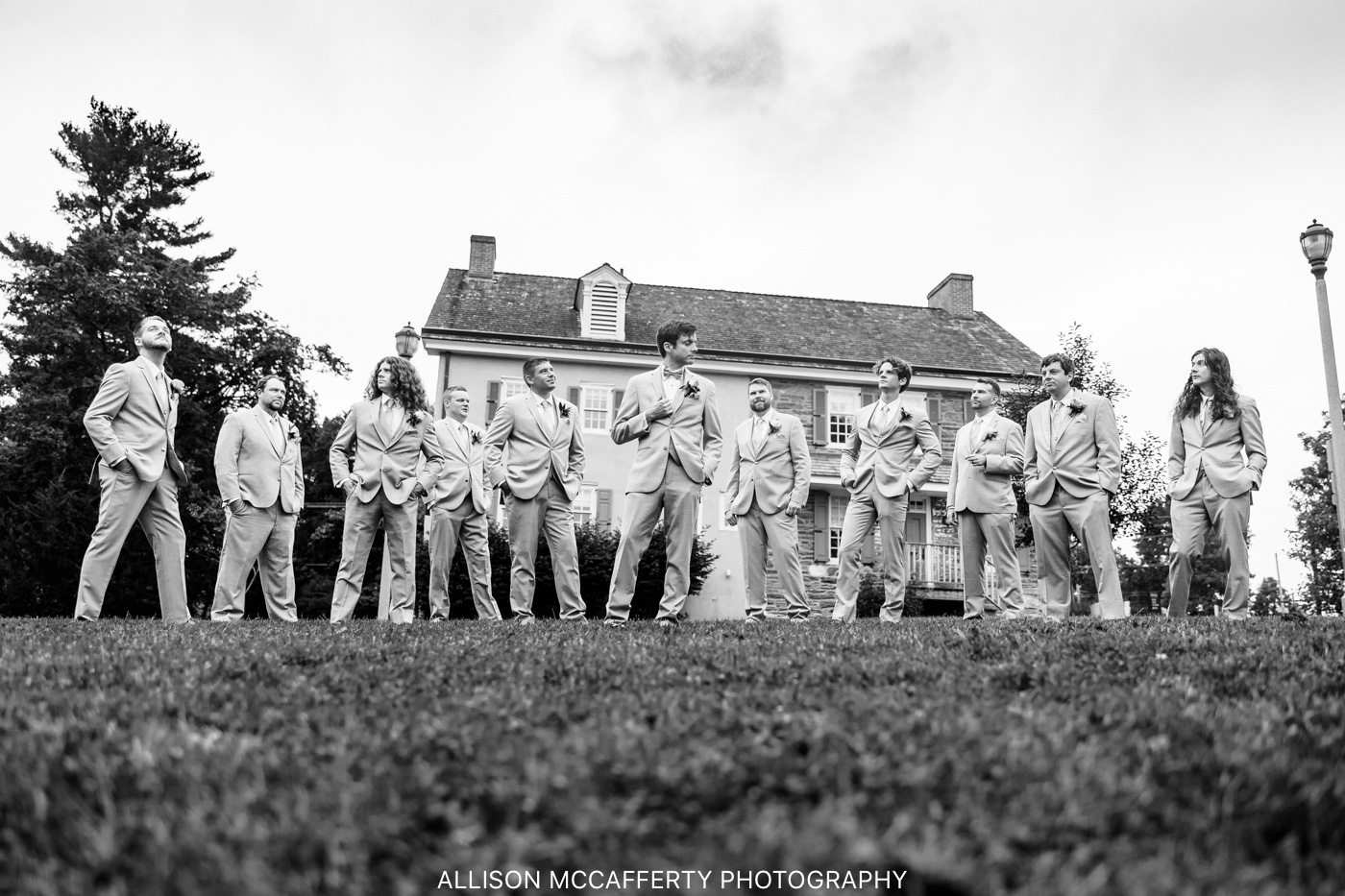Concordville Inn PA Wedding Pictures