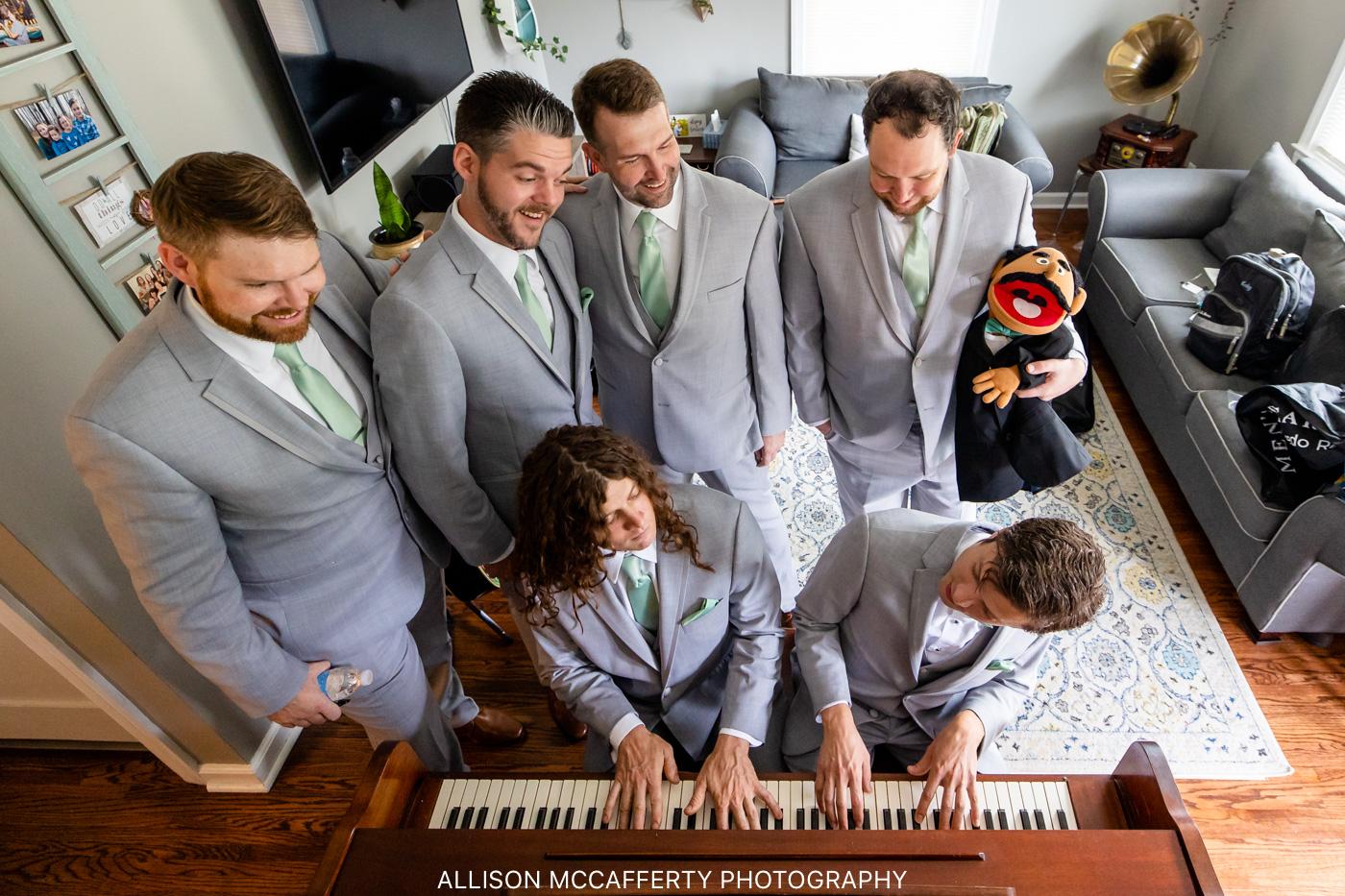 Glenn Mills PA Wedding Photo
