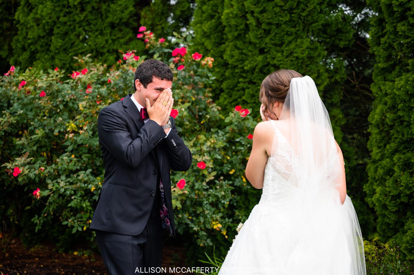 Valenzano's Winery Wedding