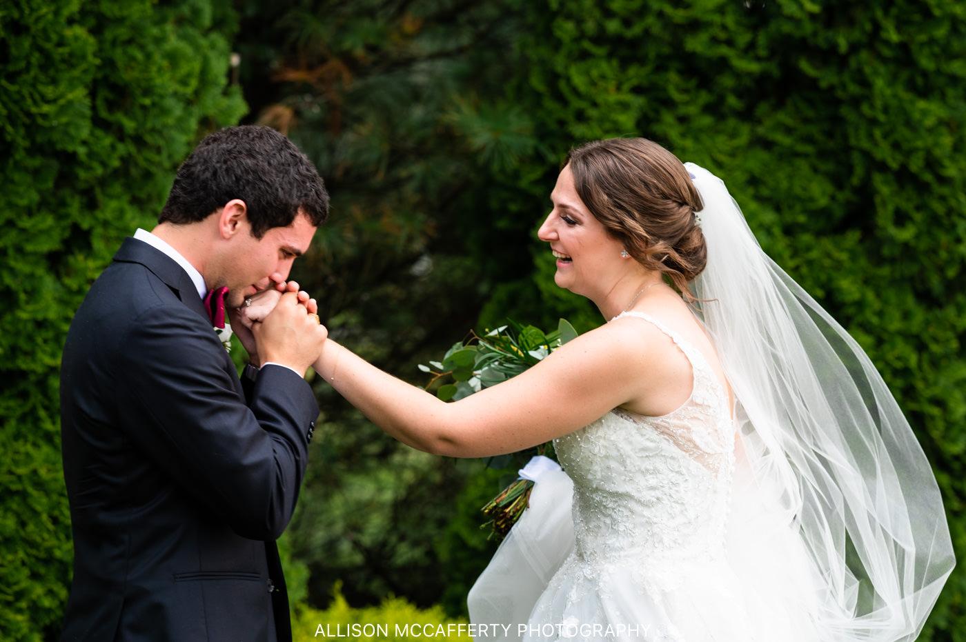 Valenzano's Winery Wedding Photos
