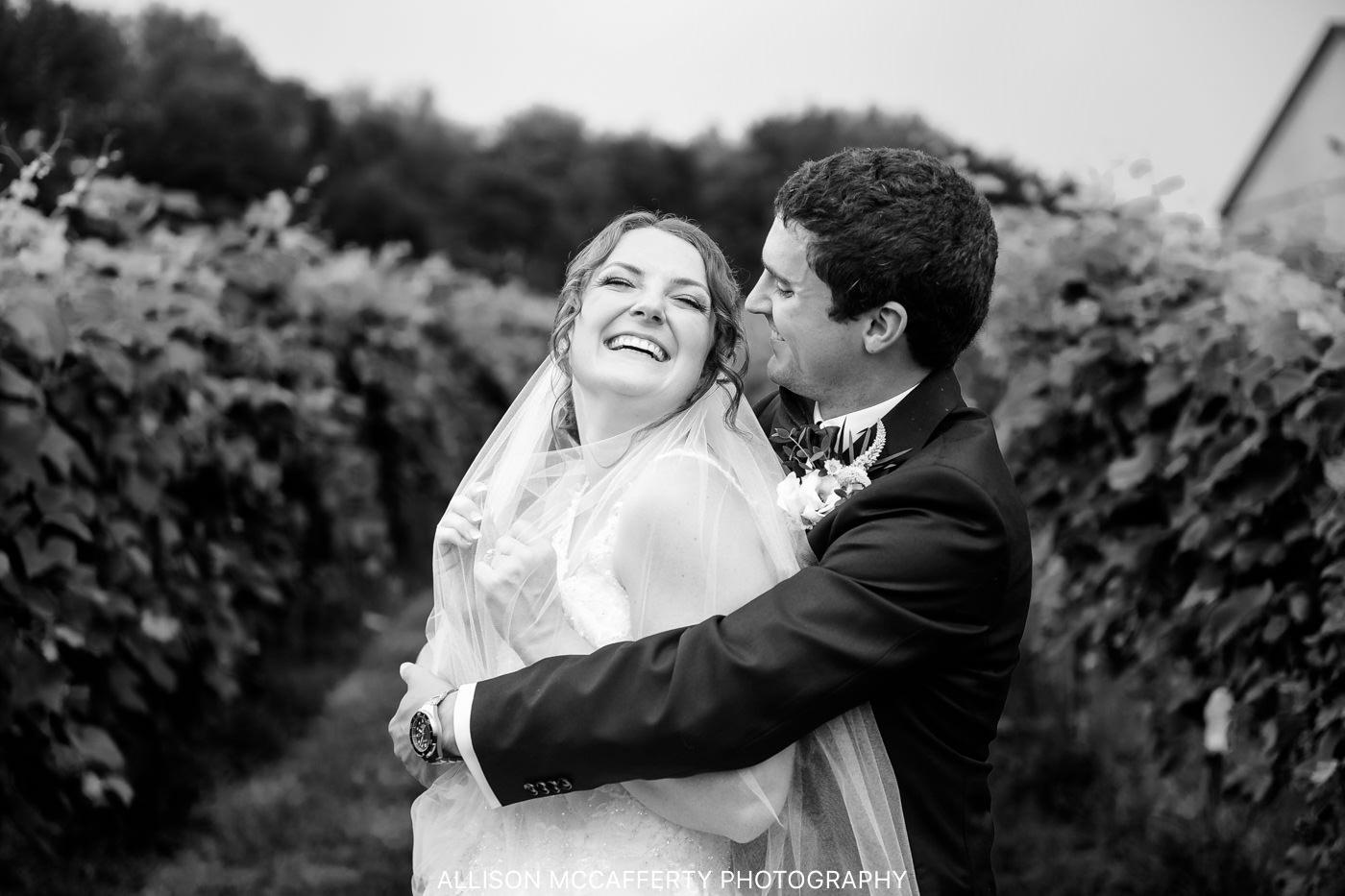 Valenzano's Winery Wedding Photography