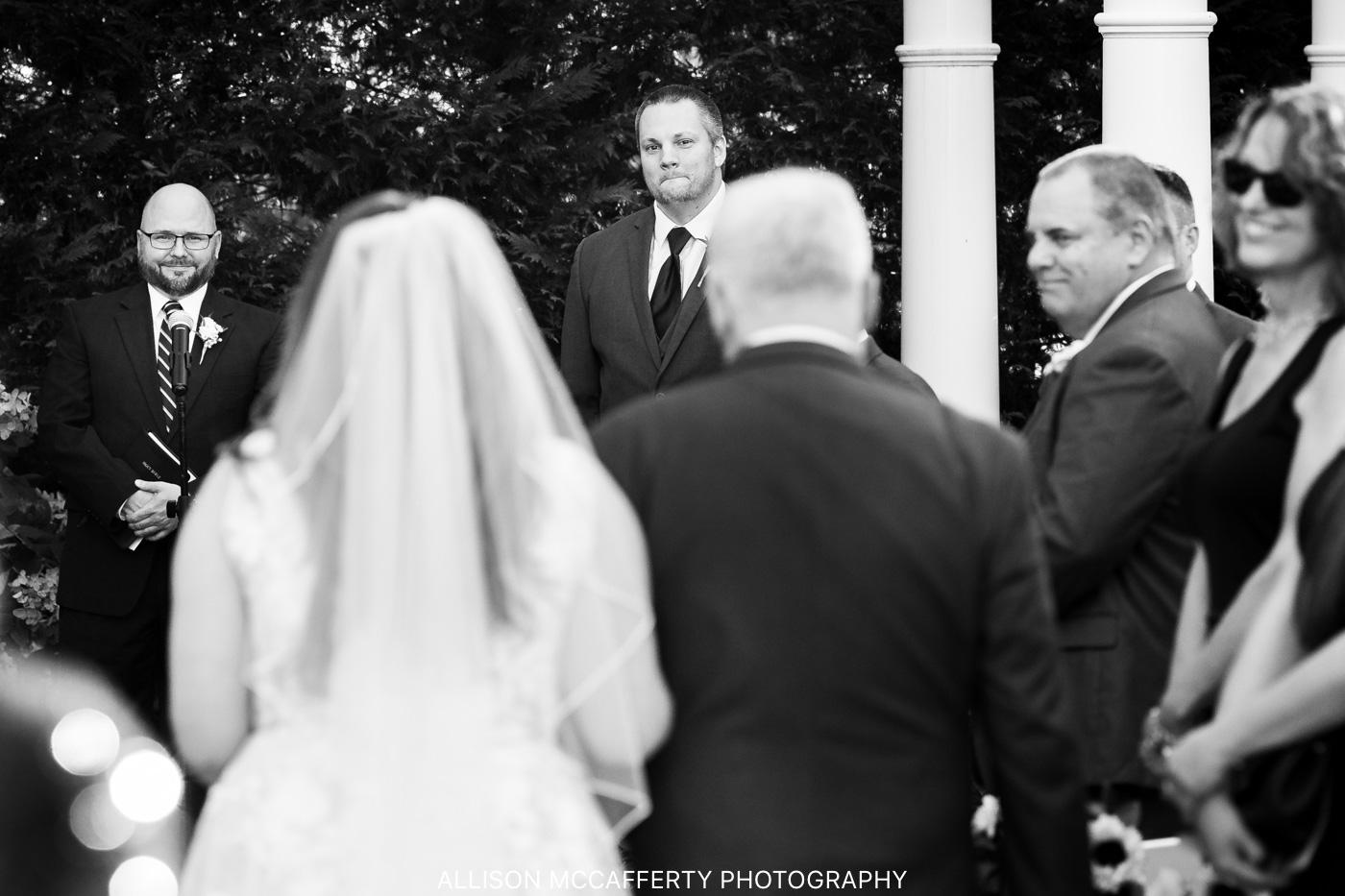 Bradford Estate NJ Wedding Picture