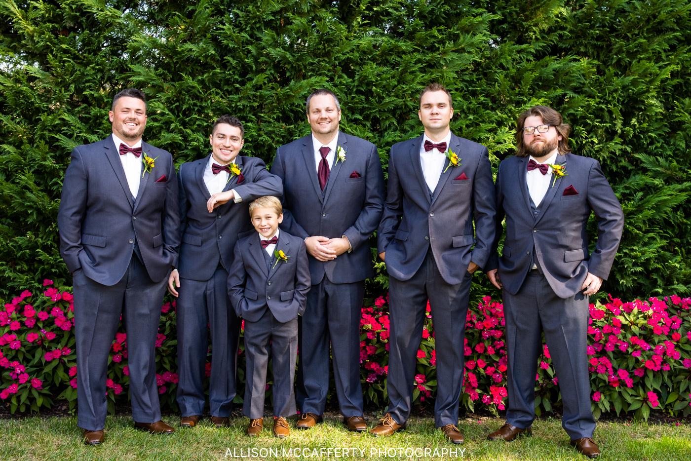 Bradford Estate Bridal Suite Photos