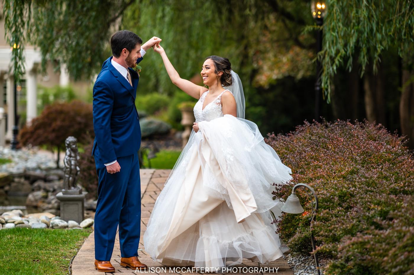Brigalias Wedding Venue