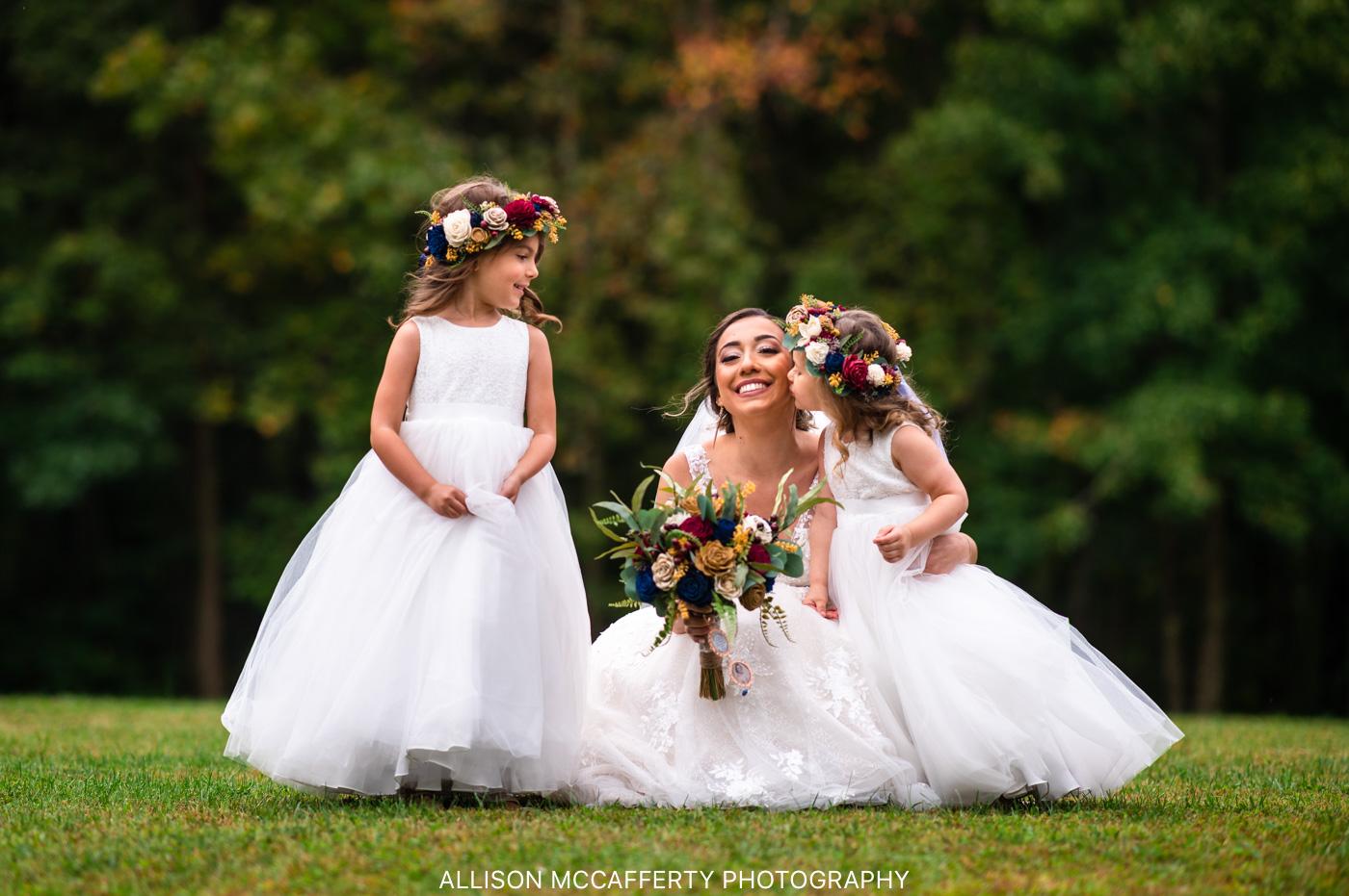Brigalias Fall Wedding Grounds