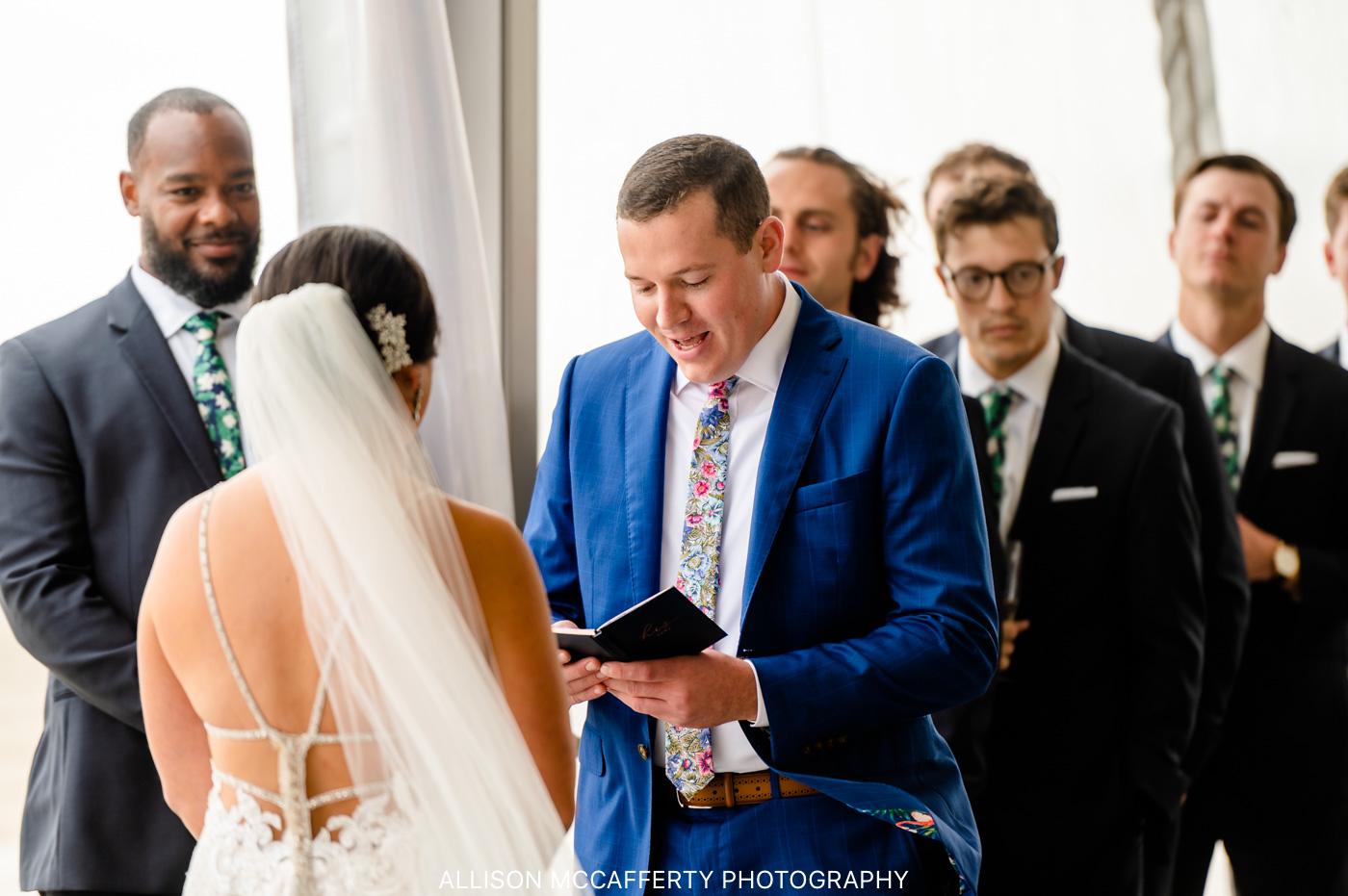 Diamond Beach ICONA Wedding Picture