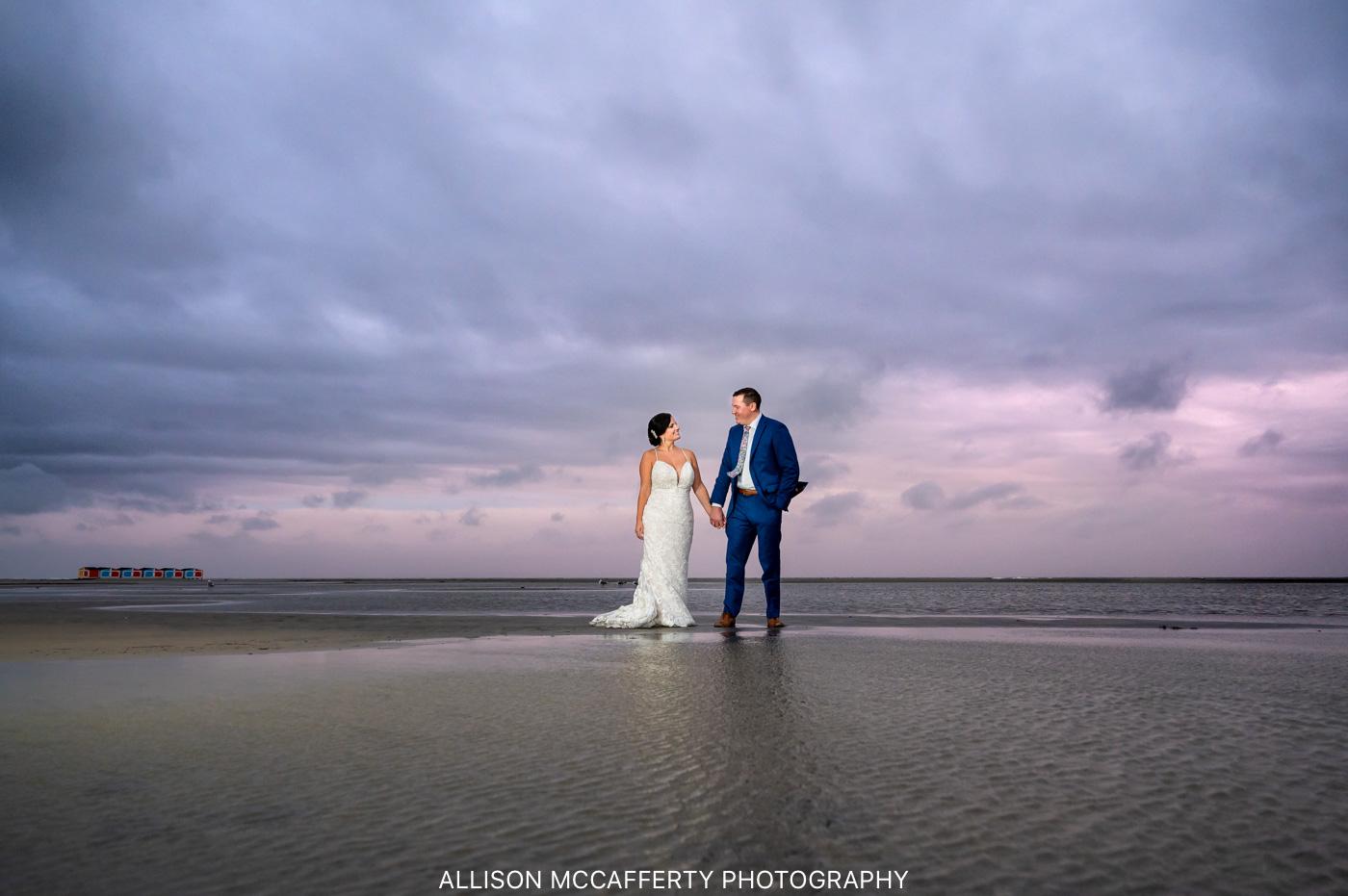 ICONA Diamond Beach Tented Ceremony Pictures