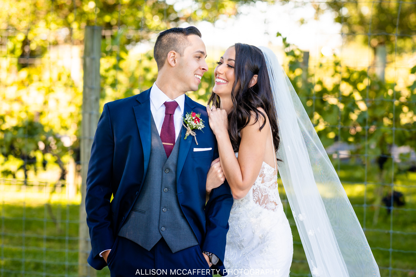 The Pavilion at Valenzano Winery Wedding Review