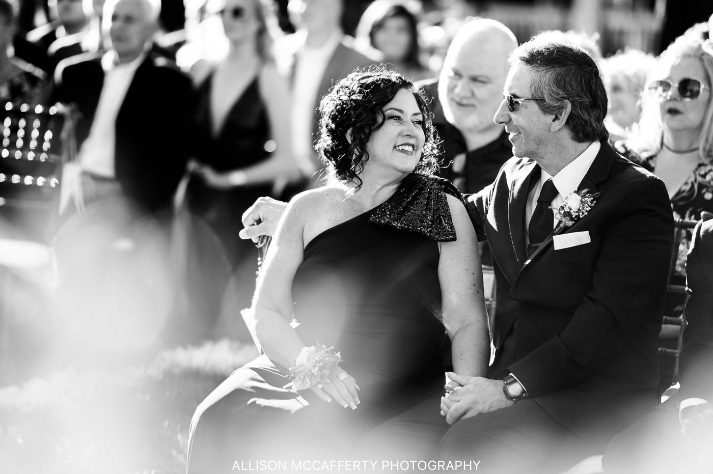Valenzano Winery Pavilion Wedding Outdoor Ceremony